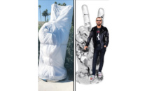 Ringo Starr's 'Peace and Love' Sculpture Dedication is Saturday in Beverly Hills
