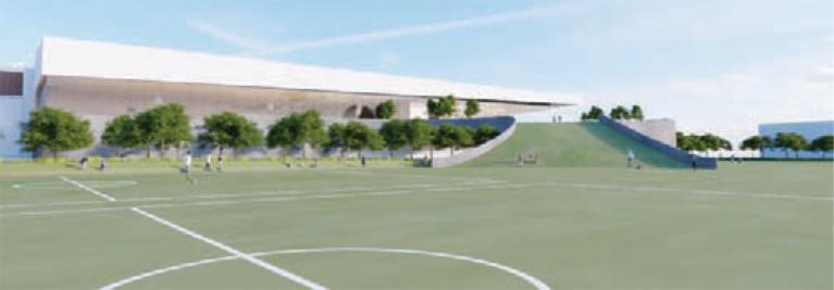 Beverly Hills Could Fund La Cienega Park Renovation Through New Bond Measure