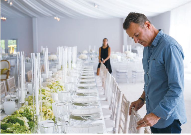 Celebrity Wedding Expert Colin Cowie Offers Trends and Tips