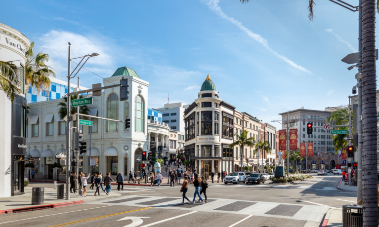 Rodeo Drive Launches Historic Podcast