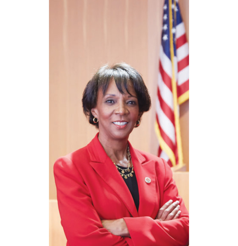 L.A. County D. A. Jackie Lacey on Why She Deserves a Third Term