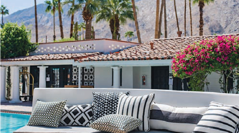 President's Day and Valentine's Getaway: Modernism Week in Palm Springs