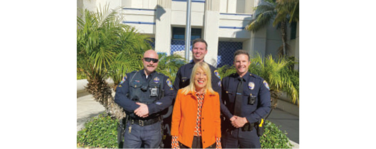 Bosse Endorsed by Beverly Hills Police Officers Association