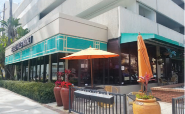 Flour Shop Opens in Beverly Hills