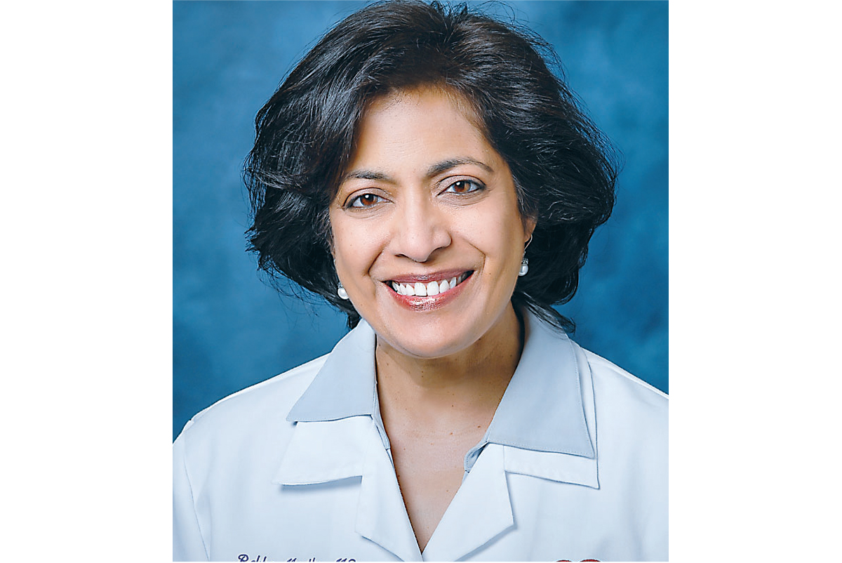 Courier Exclusive: Cedars-Sinai's Rekha Murthy, M.D. on the COVID-19 Crisis