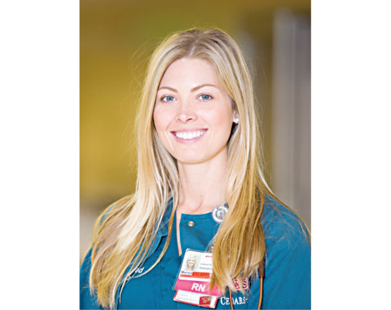 COVID-19 and Our Community: ER Nurse Marisa Goldberg