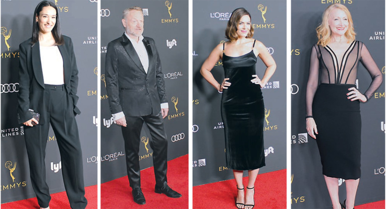 Emmy Parties: Before and After the Emmy Awards