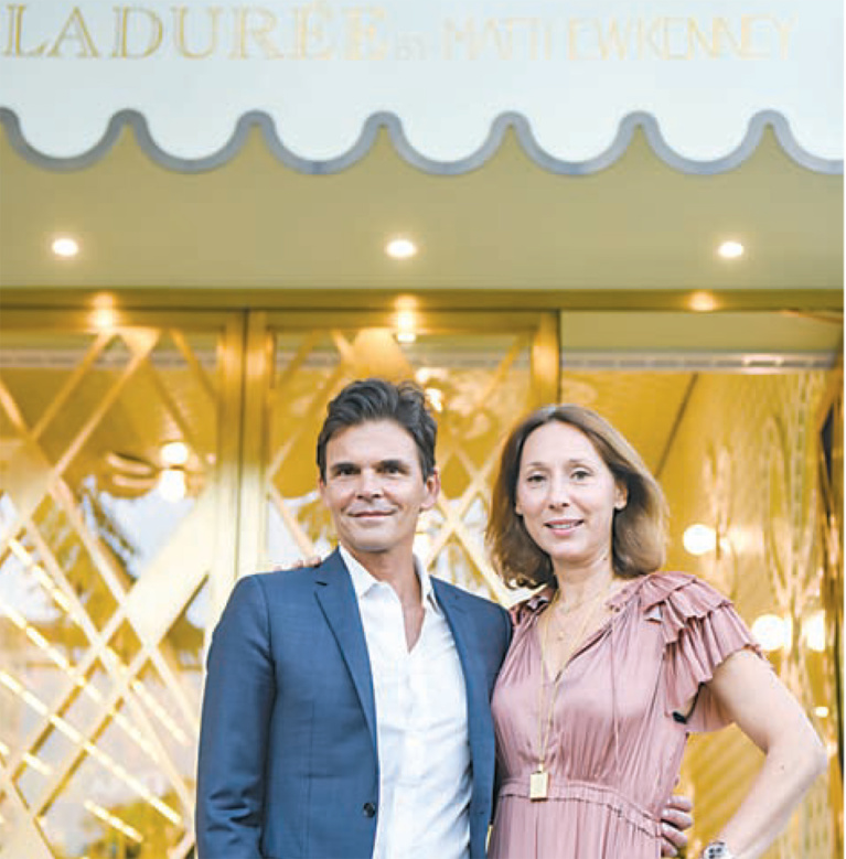 Ladurée Beverly Hills and Matthew Kenney: Where French tradition Meets California Veganism