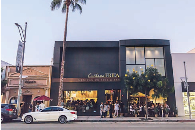 Cantina Frida Expands Horizons in Beverly Hills
