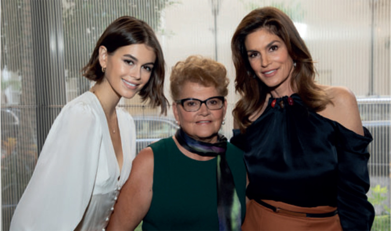 Women's Guild Cedars-Sinai Annual Luncheon Honors Cindy Crawford and Elyse Walker