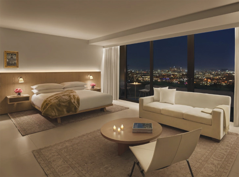 Ian Schrager Heads West for The Edition Hotel and Residences on Sunset