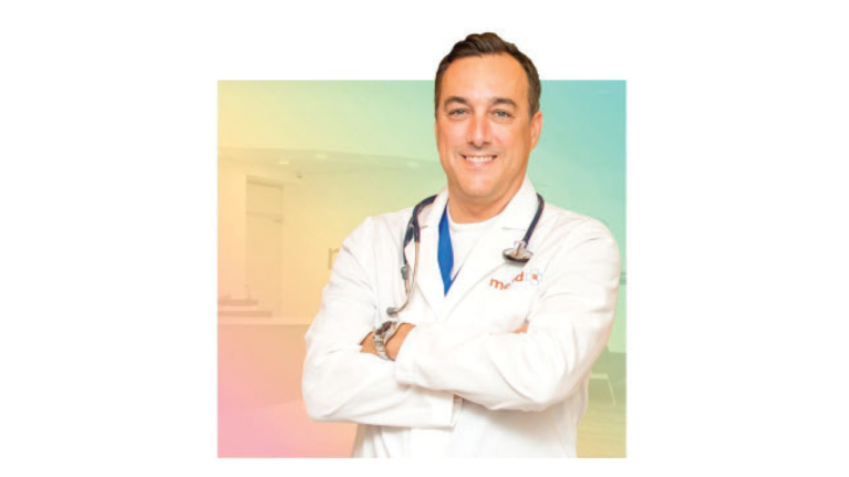 COVID-19 and Our Community: Anthony Cardillo, M.D.