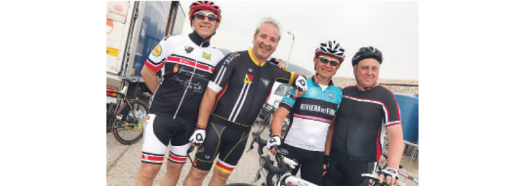 Cycling Trend in Beverly Hills Grows Stronger