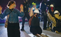 Actions by City Against Protestors Under Scrutiny