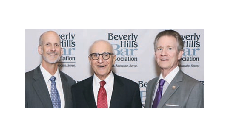 Installation Dinner Highlights Achievements of the Beverly Hills Bar Association
