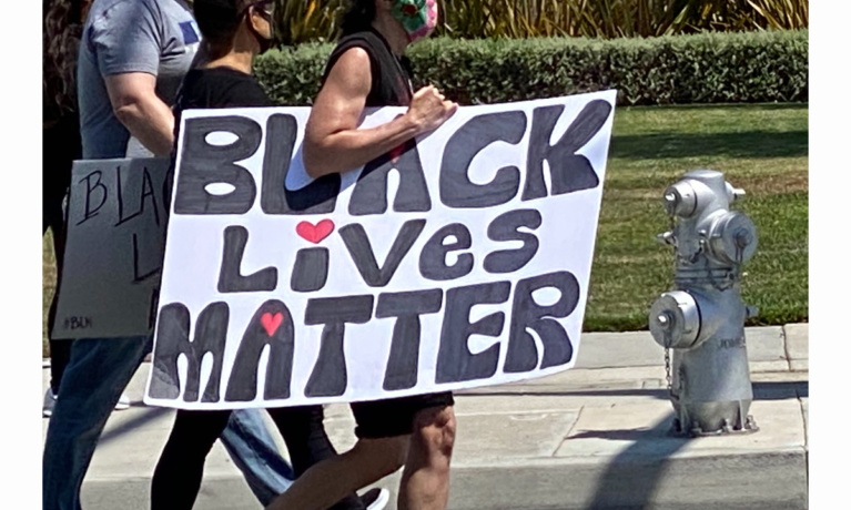 Another Weekend of Protests in Beverly Hills