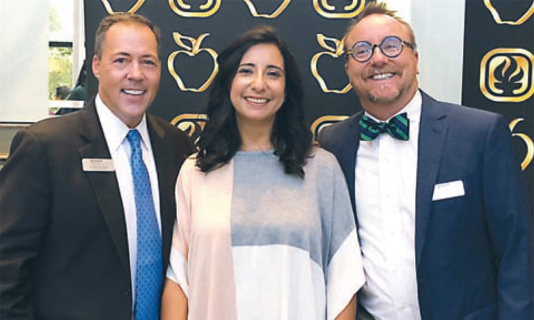 Beverly Hills Teacher Honored as One of L.A. County's Teachers of the Year