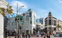 Bouncing Back in Spring in Beverly Hills