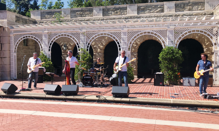 Concerts on Canon and  Greystone Performances  Available on BHTV Channel 10