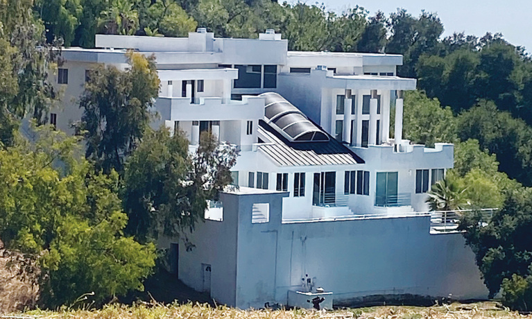 Beverly Hills and L.A. Confront Party Houses