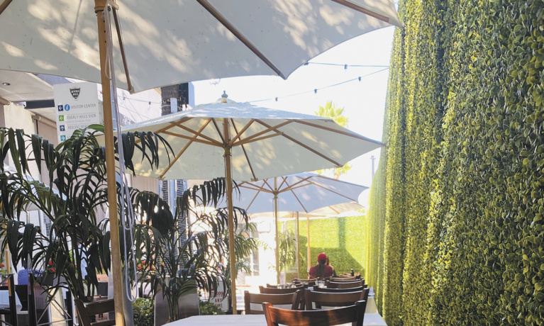 Beverly Hills Pivots to Parklets and Hotel Offices