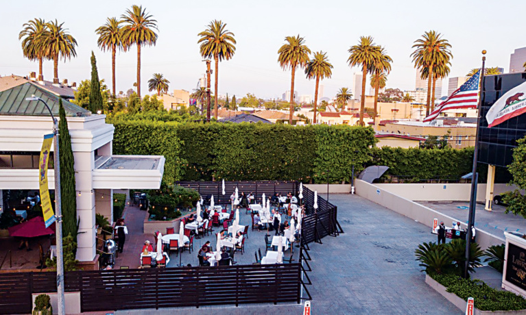 New Outdoor Dining Concepts in Beverly Hills and Beyond