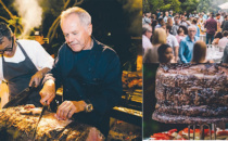 Chef Wolfgang Puck and His Endless Summer Barbecue Tips