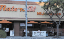 Nate 'n Al's Continues Operations on North Beverly Drive