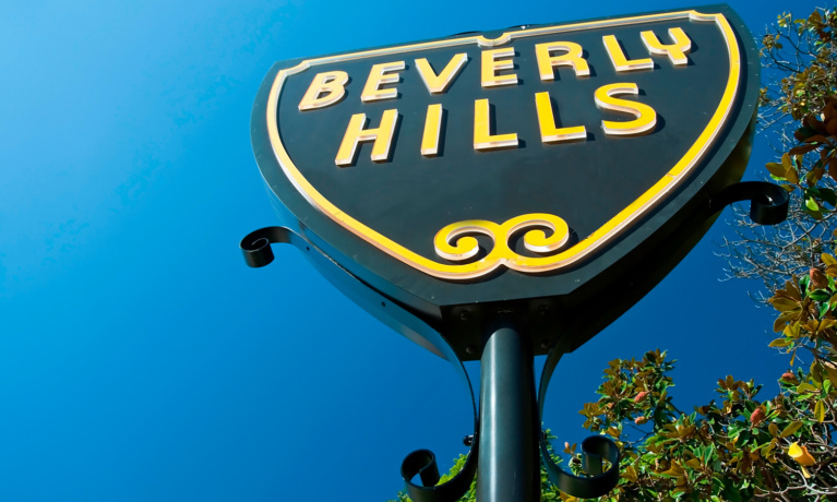 Beverly Hills Lags in Census  Response