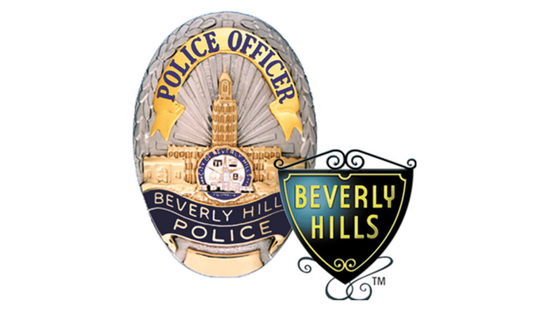 The Beverly Hills Police Department is On the Neighbors by Ring App