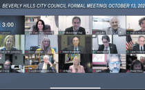 Packed Agenda for Beverly Hills City Council on Oct. 13