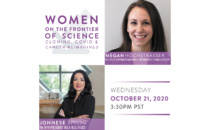 "Visionary Women to Host ""Women on the Frontier of Science:  Cloning, COVID & Cancer Reimagined"""