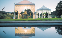 Luxury Tents Provide New Home Entertainment Venues