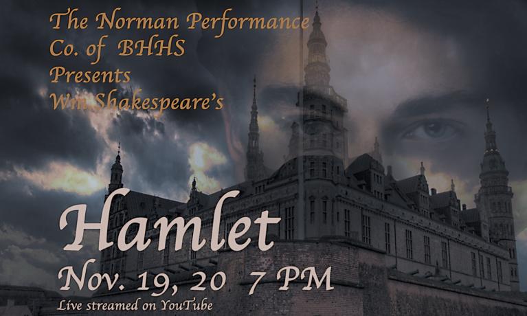 """Beverly Hills High School Livestreams """"Hamlet"""""""