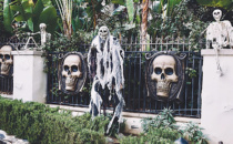 Halloween Haunts in Beverly Hills