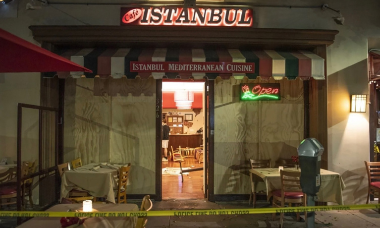 Restaurant in Beverly Hills Victimized by Alleged Hate Crime