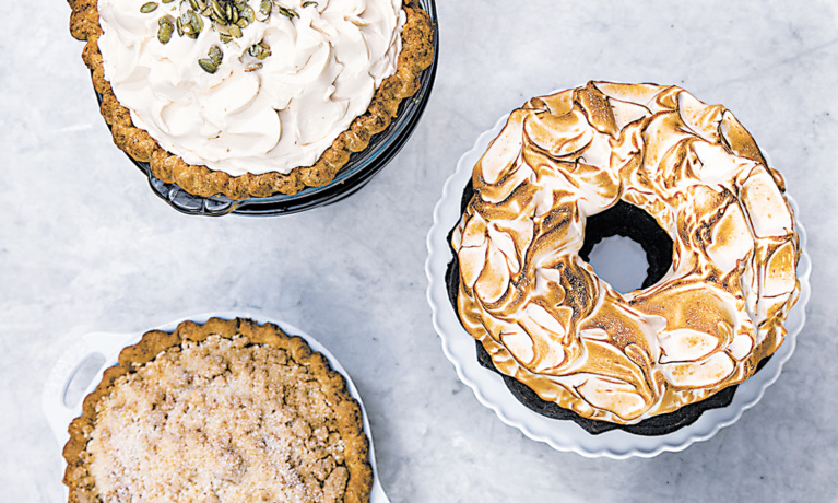 Beverly Hills' Best Bakeries for Holiday Cakes and Pies
