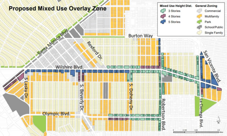 Beverly Hills Adopts Mixed Use Ordinance