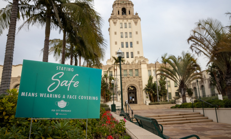 New Legislation Affecting  Beverly Hills in 2021
