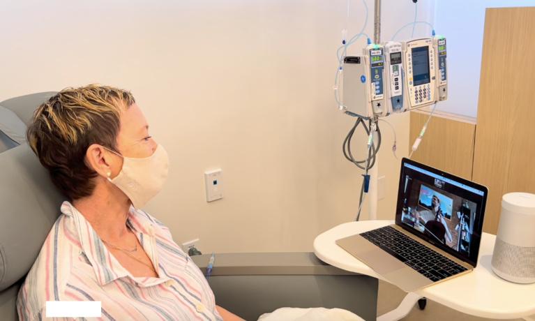 Virtual Concerts at Cedars-Sinai Heal the Spirit