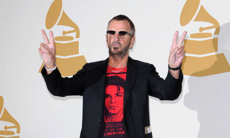 Limited Edition of New Ringo Starr Book Available