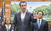 Newsom Issues New Regional Stay-At-Home Order