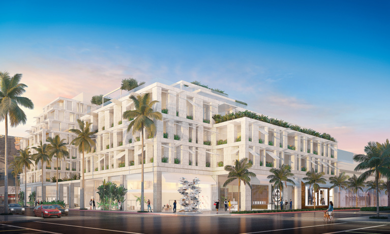 High-Profile Projects Before  Beverly Hills Planning  Commission This Year