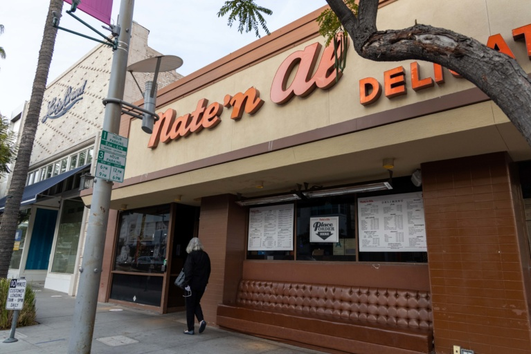 Delis in Beverly Hills Take a Hit