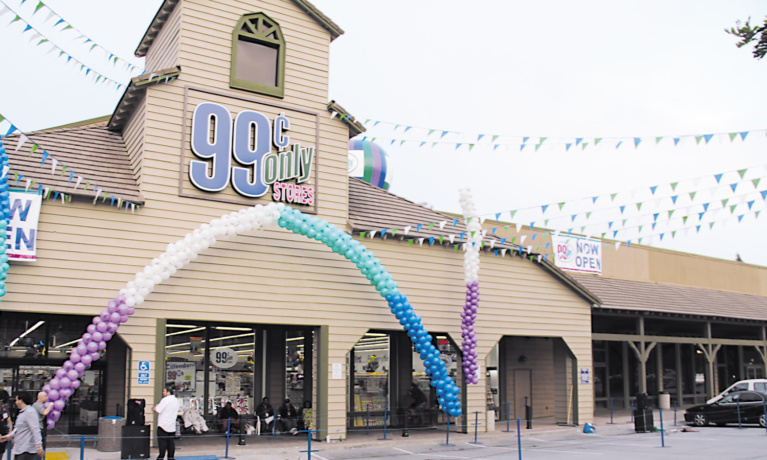 99 Cent Store Scouting…  Rodeo Drive?