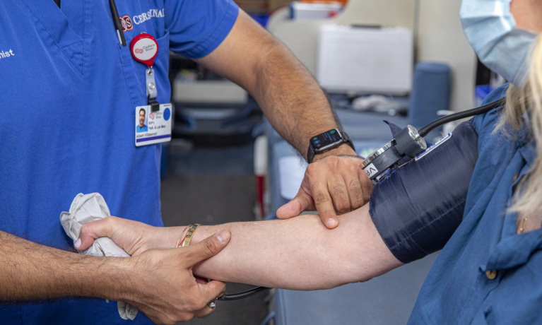 Blood Donations Urgently Needed