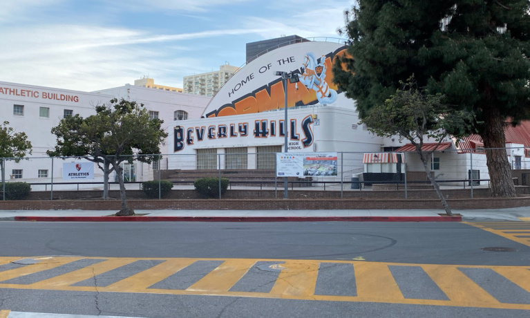 Sports to Resume in Beverly Hills Unified School District