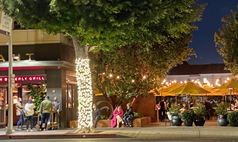 Council Approves Open Air Dining Permit Waivers