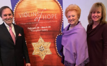 Violins Of Hope, Bringing Holocaust Rescued Instruments For Concerts, Education And Exhibit Next Year