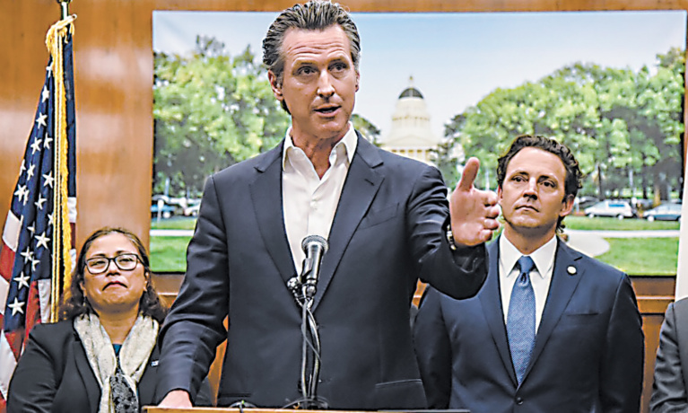 Governor Newsom Extends Eviction Moratorium